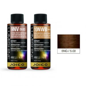 Joico Lumishine 5NG/5.03 Castano Chiaro Dorato Naturale Demi-Permanent Color 60ml