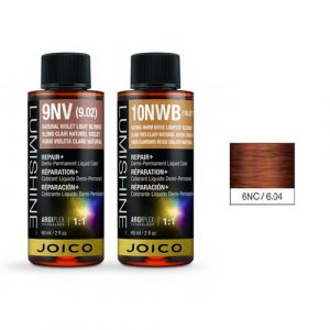 Joico Lumishine 6NC/6.04 Biondo Scuro Ramato Naturale Demi-Permanent Color 60ml