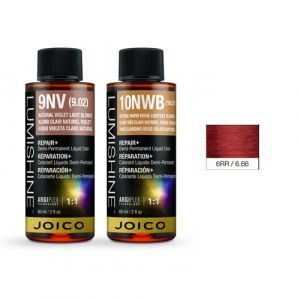 Joico Lumishine 6RR/6.66 Biondo Scuro Rosso Rosso Demi-Permanent Color 60ml