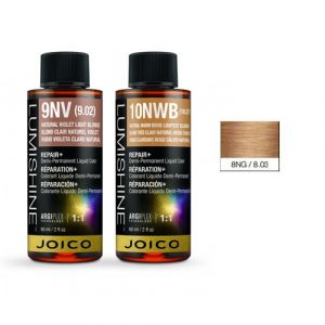 Joico Lumishine 8NG/8.03 Biondo Dorato Naturale Demi-Permanent Color 60ml