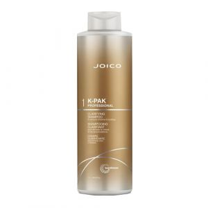 Joico K-Pak Clarifying Shampoo 1000ml - Shampoo Ricostruzione