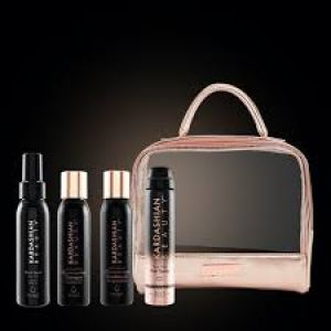 Kardashian Beauty Hair Care Rejuvenation Travel Kit