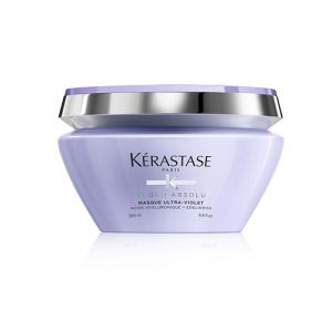 Kérastase Blond Absolu Masque Ultra-Violet 200ml - Maschera Idratante Antigiallo