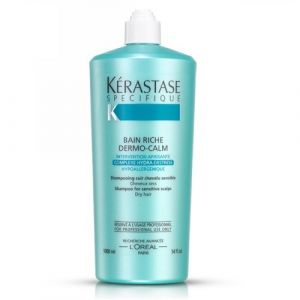 Kerastase Dermo-Calm Bain Riche Shampoo 1000ml