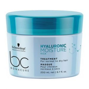 SCHWARZKOPF BC Bonacure Hyaluronic Moisture Kick Masque 200ml