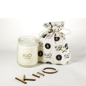 KiiO Aromatic Light Jar Medium Mandorla & Macadamia 150g