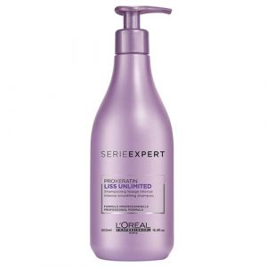 L'Oreal Professionnel New Liss Unlimited Shampoo 500ml