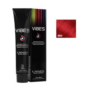 L'Anza Healing Haircolor Vibes Red 90ml