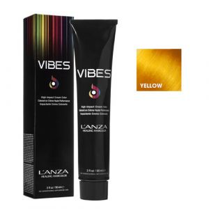 L'Anza Healing Haircolor Vibes Yellow 90ml