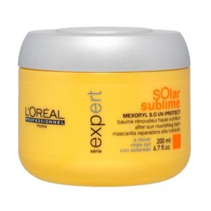L'oreal Solar Sublime After-Sun Mask 200ml
