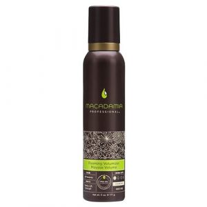 Macadamia Foaming Volumizer Mousse 180ml