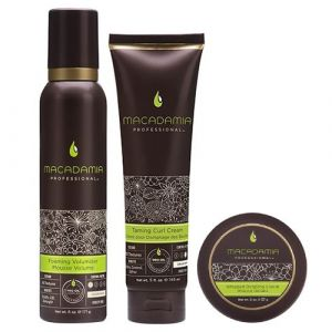 Macadamia Professional - Get The Look Smooth Curls Set