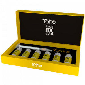 Tahe Magic BX Gold Trattmento per Capelli Concentrato 6x10ml