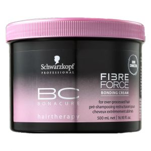 SCHWARZKOPF BC Bonacure Fibre Force Bonding Cream 500ml