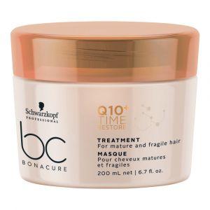 SCHWARZKOPF BC Bonacure Q10+ Time Restore Masque 200ml