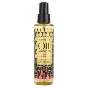 Matrix Oil wonders Egyptian Hibiscus Color caring oil 125ml