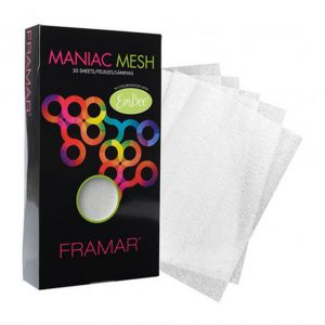 FRAMAR Maniac Mesh Color Cartine in plastica