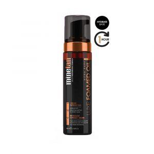 MINETAN Mousse Autoabbronzante Luxe Oil Ultra Dark 200ml