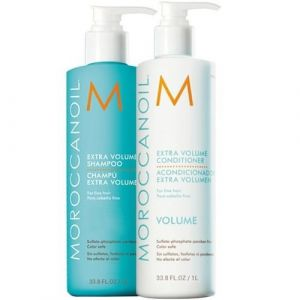 Moroccanoil Kit Extra Volume Shampoo 1000ml + Extra Volume Conditioner 1000ml
