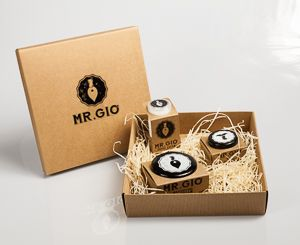 MR. GIO' SET PER BARBA E BAFFI