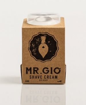 MR. GIO' SHAVE CREAM 50ml