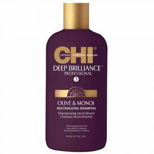 FAROUK CHI Deep Brilliance Olive&Monoi Neutralizing Shampoo 946ml