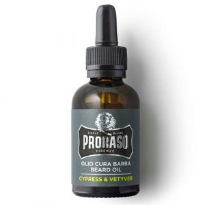 Proraso Cypress & Vetyver Olio Cura Barba 30ml
