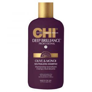 FAROUK CHI Deep Brilliance Olive&Monoi Neutralizing Shampoo 300ml