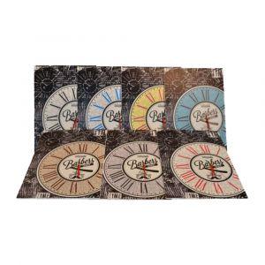 BARBERS Orologio Rettangolare Colori Assortiti