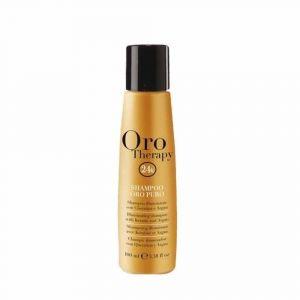 FANOLA Oro Puro Shampoo Illuminante 100ml