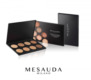 Mesauda Milano Perfecting Powder Palette