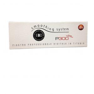 PIASTRA TITANIO STYLER LARGE SMOOTHING SYSTEM WHITE+GUANTO TERMICO