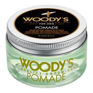 WOODY'S Pomade Pomata Brillante 96gr