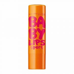 MAYBELLINE NEW YORK Baby Lips Sport Balsamo per Labbra 29 Poolside Pink