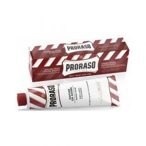 Proraso Linea Rossa Sapone da Barba in Tubo 150ml