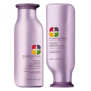 PUREOLOGY Kit Hydrate Shampoo 250ml + Balsamo 250ml