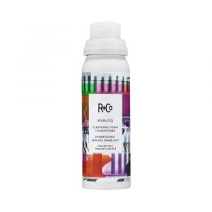 R+CO Analog Cleansing Foam Conditioner Travel 45ml