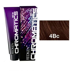 Redken Chromatics - 4Bc Brown/Copper - Permanent Hair Color 63ml