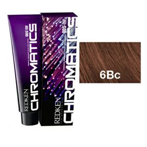 Redken Chromatics - 6Bc Brown/Copper - Permanent Hair Color 63ml