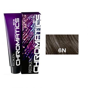 Redken Chromatics - 6N Naturals - Permanent Hair Color 63ml