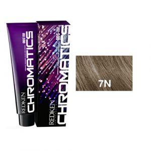 Redken Chromatics - 7N Naturals - Permanent Hair Color 63ml