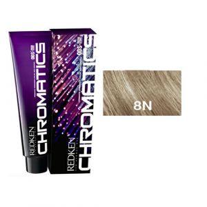 Redken Chromatics - 8N Naturals - Permanent Hair Color 63ml