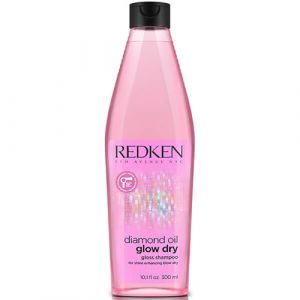 Redken Diamond Oil Glow Dry Gloss Shampoo 300ml
