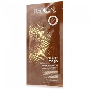 Redken All Soft Mega Recovery Tissue Mask Cap 10 pz 30ml