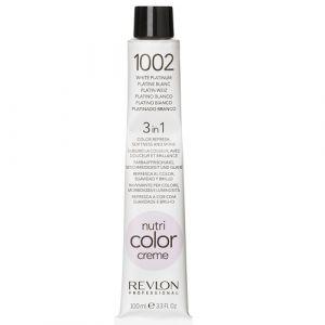 Revlon Nutri Color Creme 1002 - Platino Bianco 100ml
