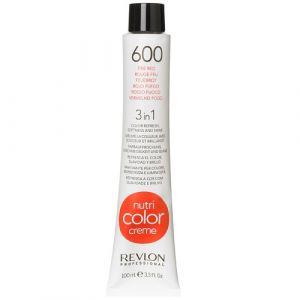 Revlon Nutri Color Creme 600 - Rosso Fuoco 100ml