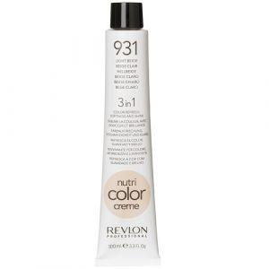 Revlon Nutri Color Creme 931 - Beige Chiaro 100ml