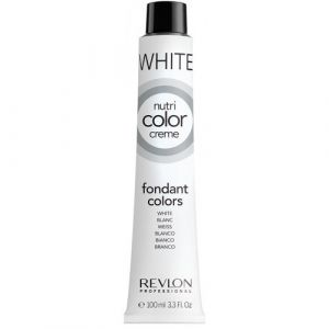 Revlon Nutri Color Creme 000 White - Bianco 100ml