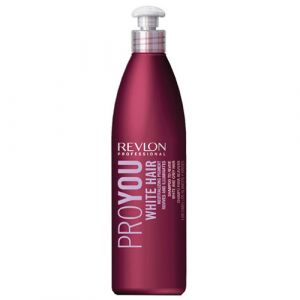 Revlon Pro You White Hair Shampoo 350ml