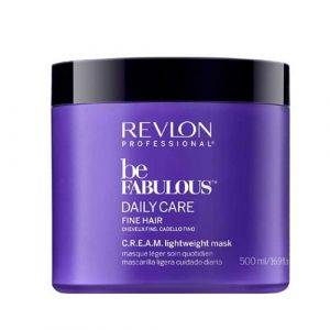 Revlon Be Fabulous Daily Care Fine C.R.E.A.M. Mask 500ml